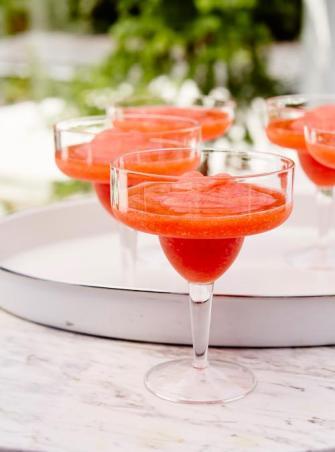Frozen rosé