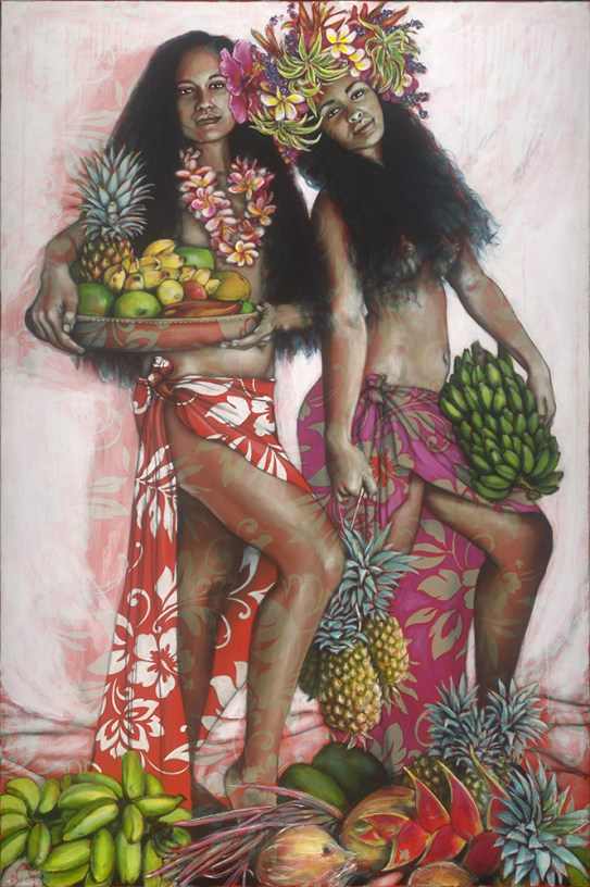 La Porteuses de Fruits