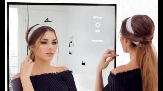 MirroCool, le miroir intelligent qui vous fera gagner du temps