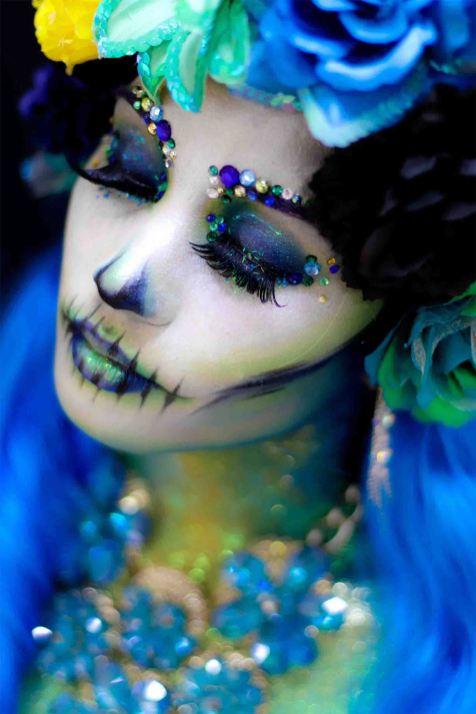Affreusement belle pour Halloween by Audrey Bodilis 05