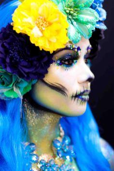 Affreusement belle pour Halloween by Audrey Bodilis 10