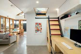 Smart Home, une petite maison fonctionnelle
