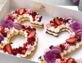 Les beaux gâteaux d'Adi Klinghofer