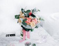 Déco : Comment faire tenir un bouquet de fleurs ?