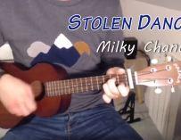 Comment jouer STOLEN DANCE de Milky Chance au ukulélé ?