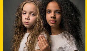 La photo des jumelles en couverture de National Geographic brise les idées reçues