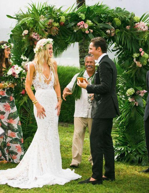 thème mariage tropical 08