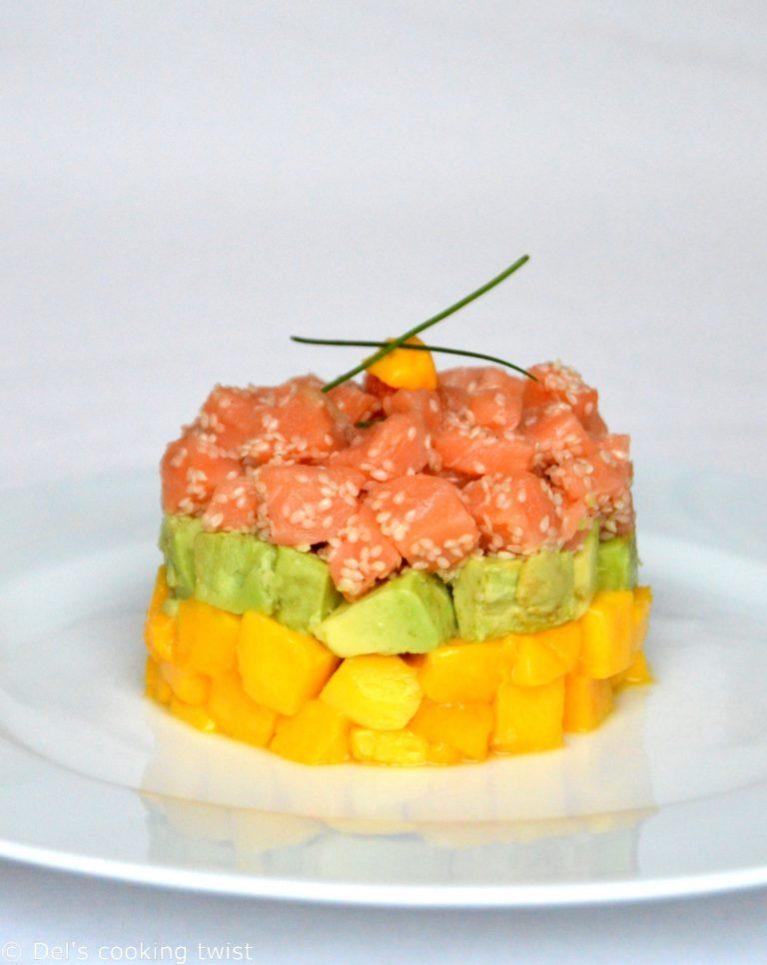 Salmon-Tartaere-with-Avocado-and-Mango2-768×966