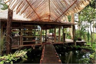 La maison de rêve de John Hardy près d'Ubud, au centre de l'île indonésienne de Bali