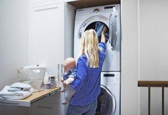 Comment nettoyer l'intérieur d'une machine à laver ?