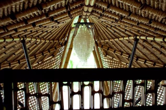 chalet écologique bambou rizières Ubud 05