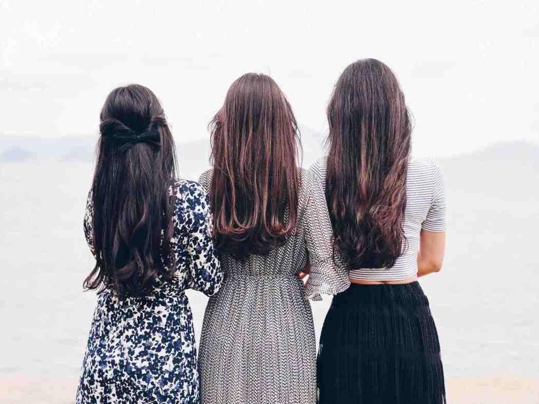 Beauté des cheveux– Belle et naturelle