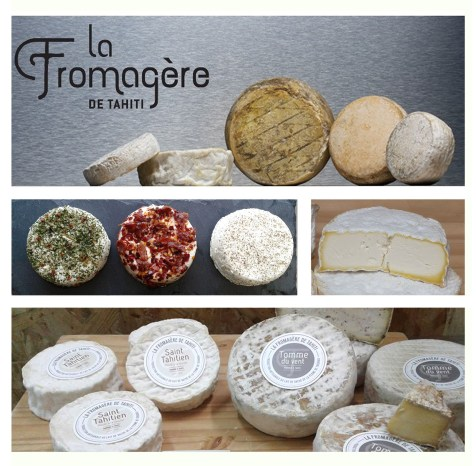 LA FROMAGERE