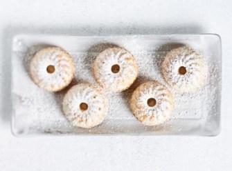 Petits cakes aux amandes