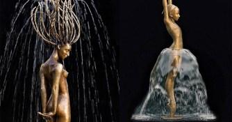 Les sculptures poétiques de l'artiste Malgorzata Chodakowska