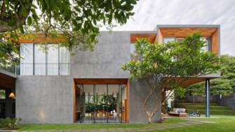 La maison indonésienne de Tamara Wibowo