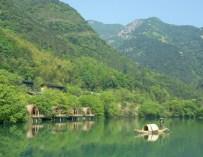 Les Boat Rooms de la rivière Fuchun par Design Institute of Landscape and Architecture China Academy