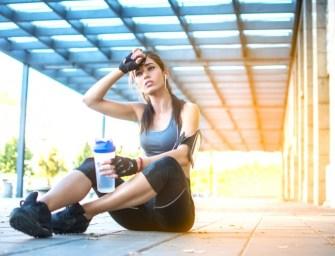 10 façons de rester en forme quand on est paresseux !