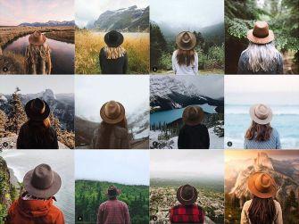 Insta Repeat : Ce compte nous montre comment les photos Instagram se ressemblent toutes