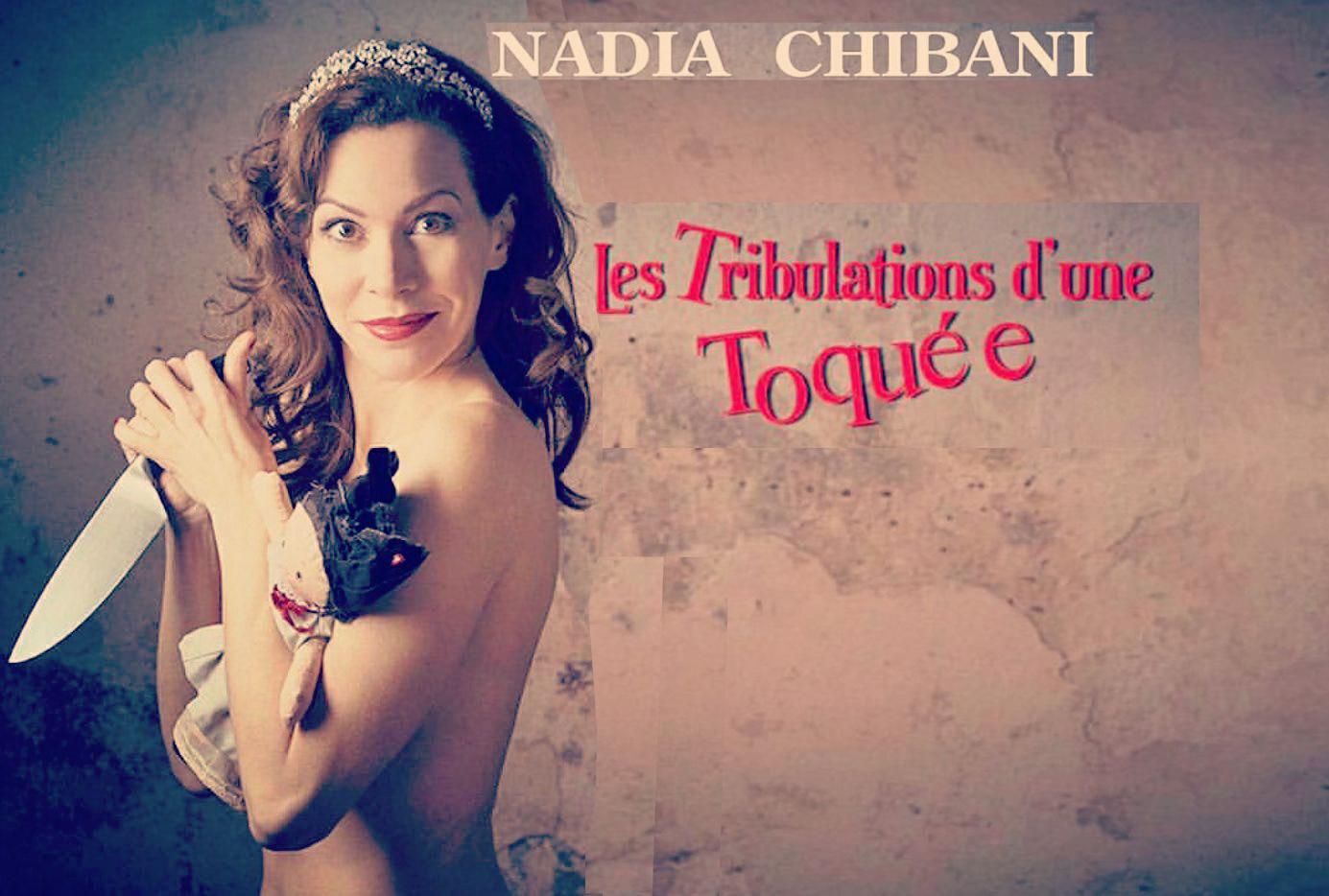 Nadia Chibani Nude Photos 94