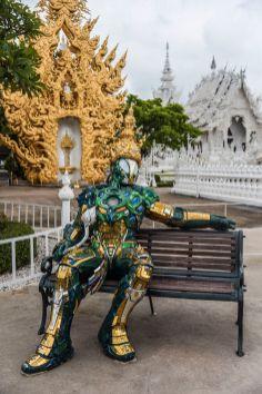 Le temple blanc de Thaïlande 06