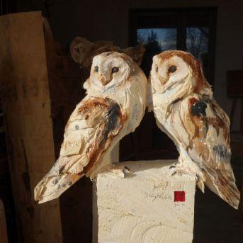 Les sculptures à la tronçonneuse de l'artiste Jürgen Lingl-Rebetez 08