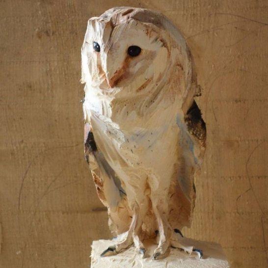 Les sculptures à la tronçonneuse de l'artiste Jürgen Lingl-Rebetez 12