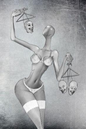 L'illustrateur Al Margen dessine l'envers du décor de notre société 01