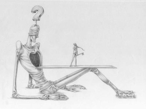 L'illustrateur Al Margen dessine l'envers du décor de notre société 07