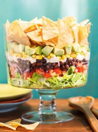 Salade Santa Fe
