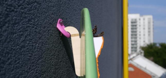 Gnarwall - Le gadget parfait pour accrocher votre planche de surf au mur 01
