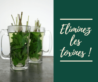 4 ingrédients Detox que vous devez ajouter à votre eau