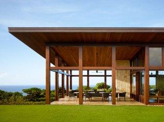 La villa Kalihiwai sur l'île de Kauai