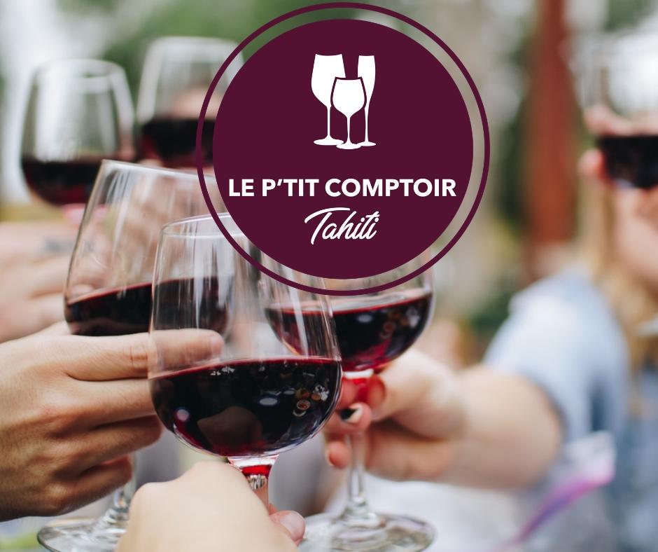 Le P'tit Comptoir : Du Rouge, Du Rouge, Du Rouge !