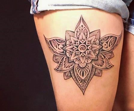 Tatoo Mandala By Bam (2)