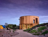 Beach House par l'architecte St Andrews