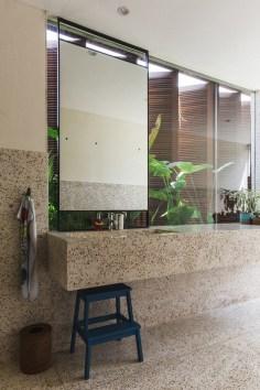Brutalist Tropical House à Bali (3)