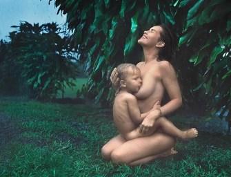 Breastfeeding Goddesses :  un magnifique projet photographique