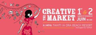 Le Creative Market vous donne rendez vous ce week-end !