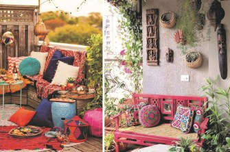 Des idées pour aménager votre balcon avec goût