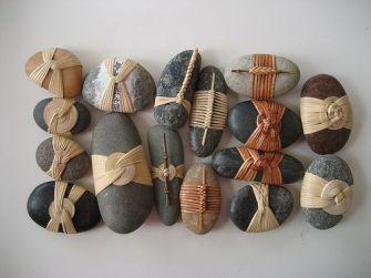 Les pierres décorées de trassage (26)