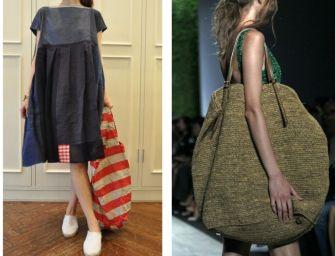 Le sac «oversize», bohème comme on aime !