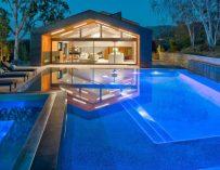Saddle Peak, une superbe villa accrochée aux montagnes de Santa Monica