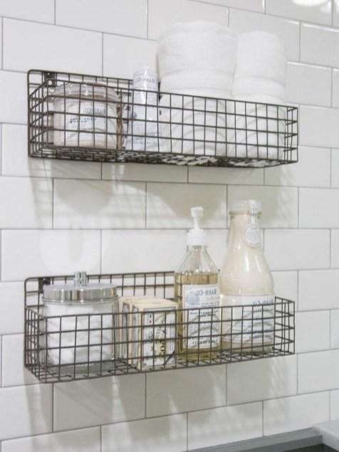 Des idées deco pour votre petite salle de bain (11)