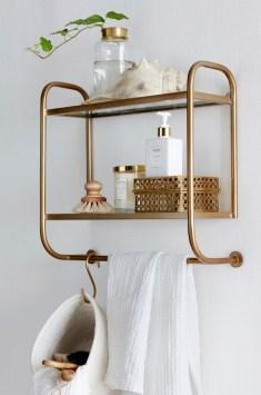 Des idées deco pour votre petite salle de bain (15)