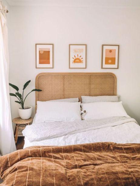 Les meubles en rotin, bambou tissés (14)