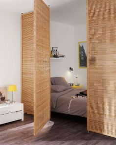 Les meubles en rotin, bambou tissés (7)