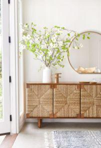 Les meubles en rotin, bambou tissés (9)