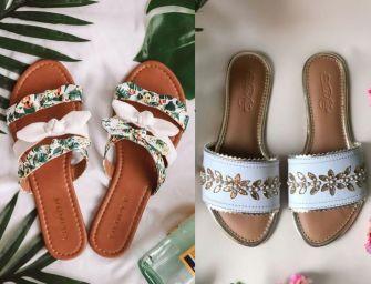 Les mules, ces chaussures intemporelles qu'on adore