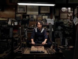 Working people : les artisans japonais immortalisé par Roman Jehanno